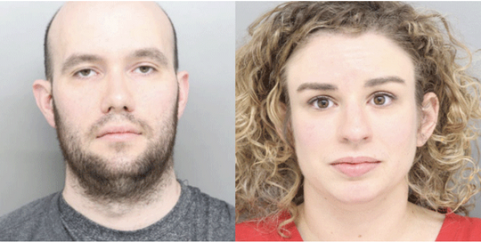 Couple arrested for having sex in front of children