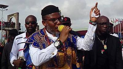 MASSOB - Nnamdi Kanu