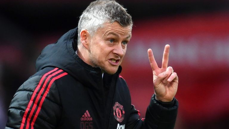 Photo of Manchester United vs Crystal Palace: Solskjaer gives update on injury list