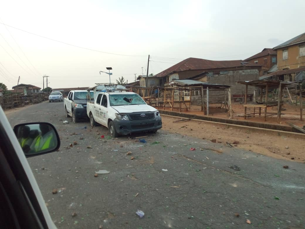 Photo of Breaking: Ondo govt imposes curfew, bans total human, vehicular movement over disruption of election (photos)
