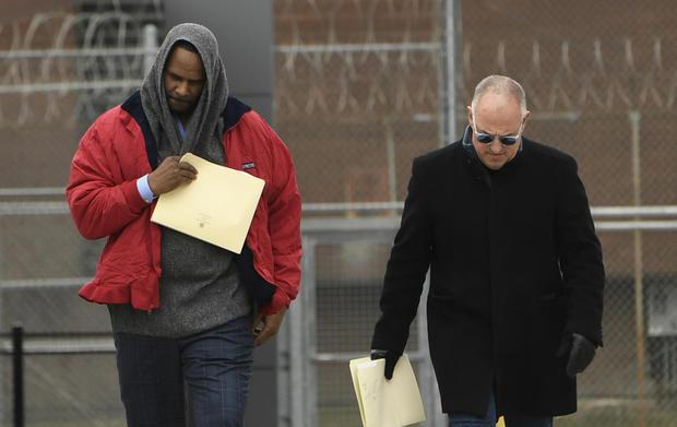 R. Kelly released