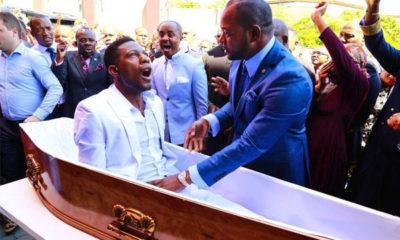 Pastor Alph Lukau finally speaks after 'resurrection' scandal