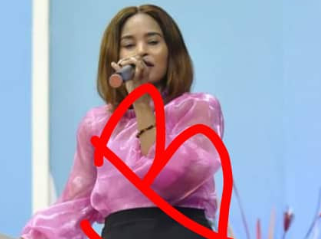 South African prophetess who allegedly had a baby and got married to Pastor Joshua Iginla