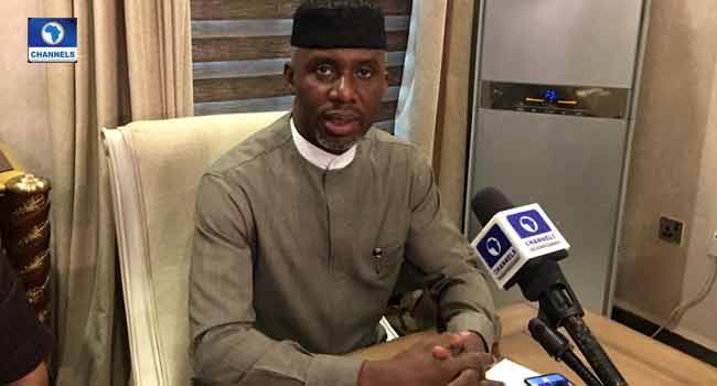 "Imo Election: Uche Nwosu vows to recover his ""stolen mandate"""