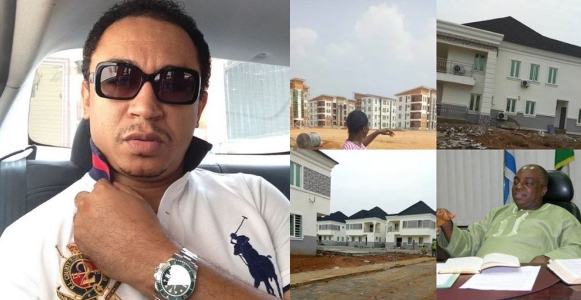 Photo of Daddy Freeze fires Oyedepo after he unveiled his Mega Real Estate Housing Project