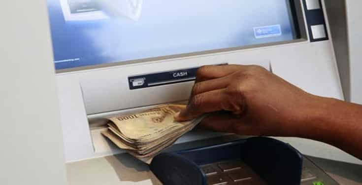 Photo of Man caught withdrawing money without 'ATM card' in Ibadan