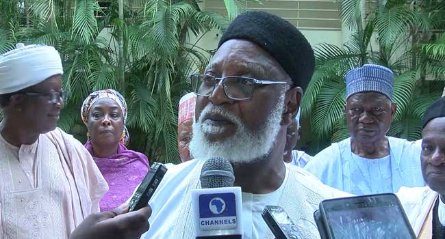 Photo of Abdulsalami condemns high level of insecurity in Nigeria