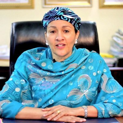 Photo of A woman will replace Buhari in 2023 – Amina Mohammed