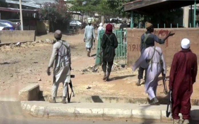 Boko Haram insurgents attempt to infiltrate Damaturu