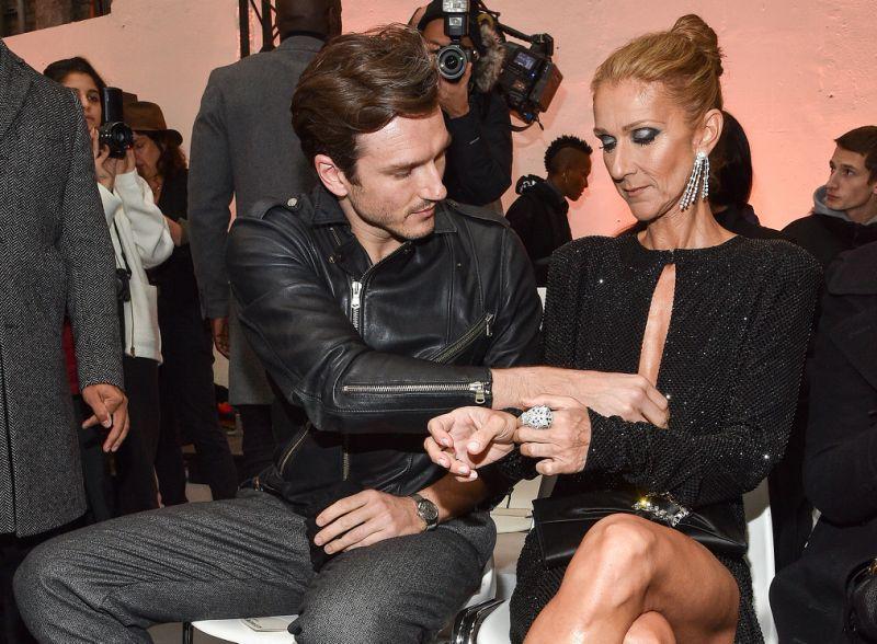 Celine Dion dating Pepe Munoz