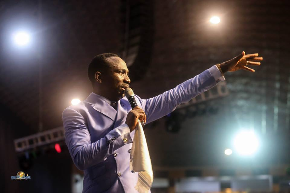 Dunamis Live Service 23 June 2019 from Glory Dome