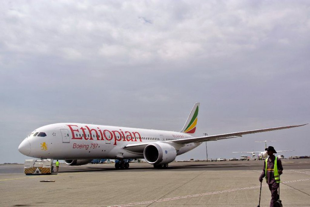 First official report of Ethiopian airline crash
