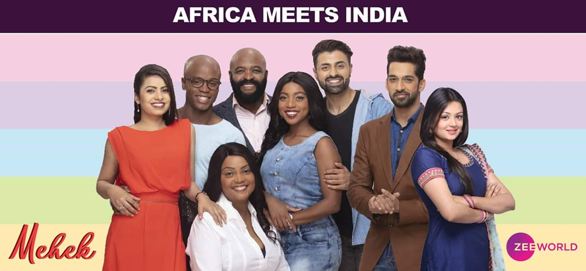 Photo of Mehek 6 April 2019: Africa meets India in world premiere