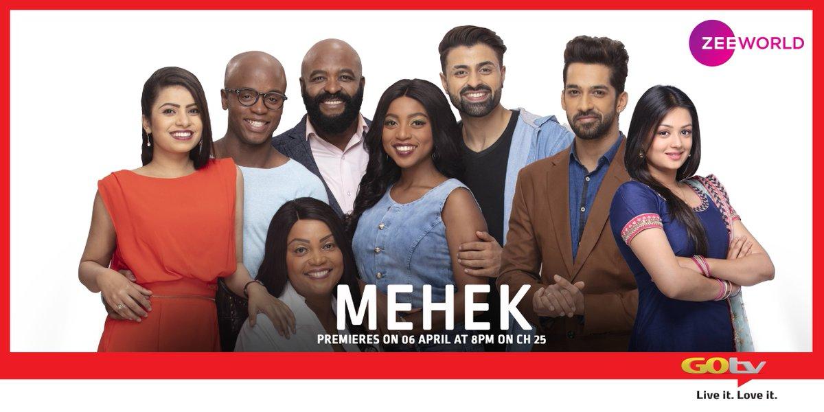 Mehek 25 April 2019 Update - Zee World