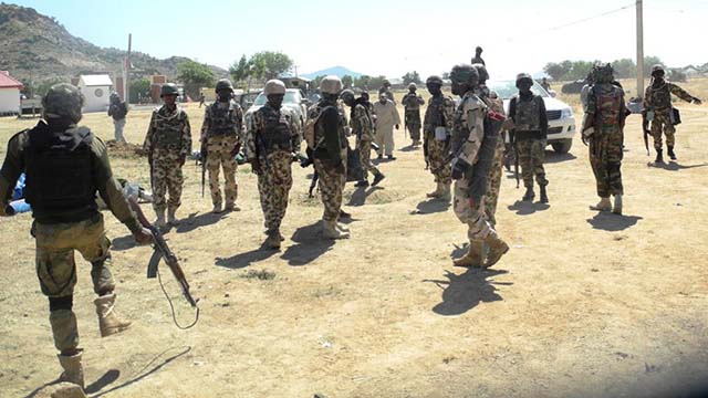 Photo of Troops kill four Boko Haram members in battle – Official