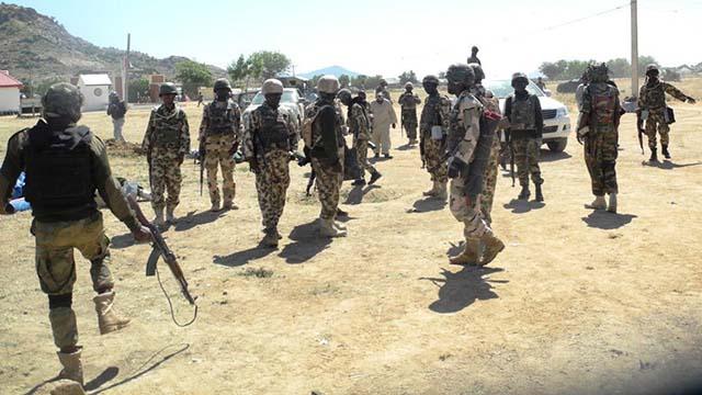 Nigerian Army captures two Boko Haram commanders
