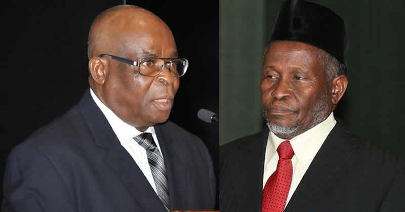 Photo of NJC finally takes decisions on allegations against Onnoghen, Tanko Muhammad