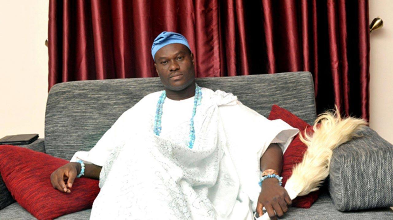 Ooni of Ife - Igbo Race