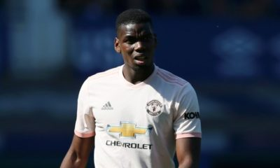 Zidane tells Pogba to submit transfer request