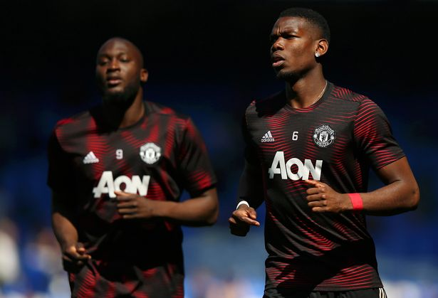Photo of Pogba and Lukaku to leave Man Utd in £200m double transfer exit