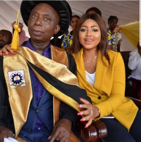 Photo of Photos of Regina Daniels and her alleged husband Ned Nwoko