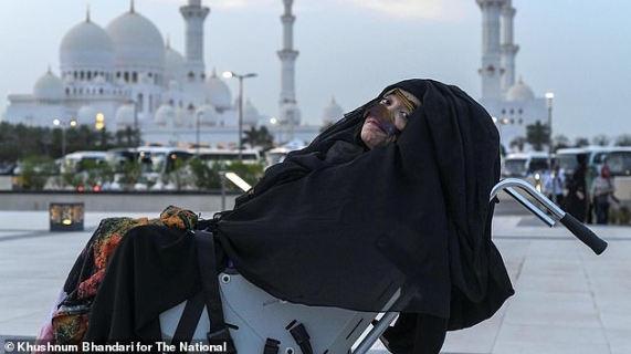 Photo of United Arab Emirates woman wakes up after 27 years in a coma