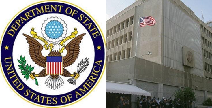 US Embassy Visa Application dress code