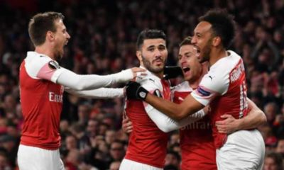 Arsenal players agree 12.5% coronavirus pay cut