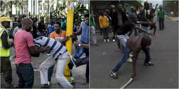 Photo of South Africa: 2 Nigerians stabbed to death in Xenophobic Attacks
