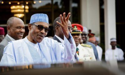 I will not fail Nigerians - President Buhari
