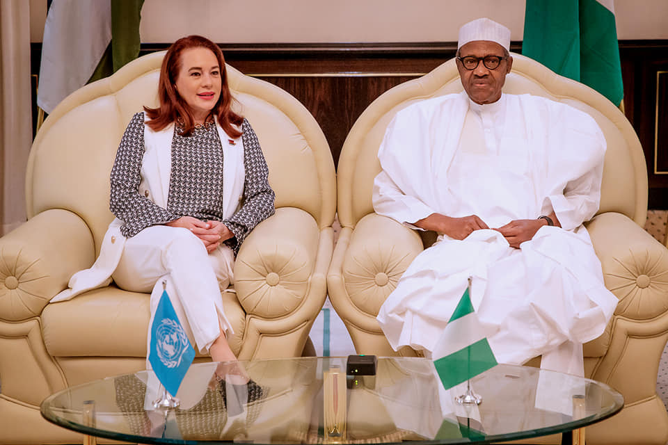 Photo of Buhari seeks UN support to rebuild IDPs camps destroyed by Boko Haram