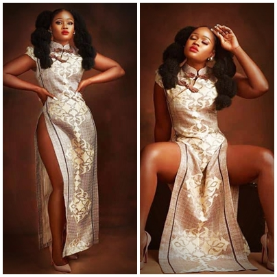 Cee-C pantless photos