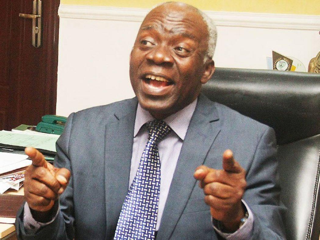 Falana mocks APC over Atiku's Nationality
