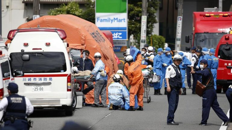 Photo of Japan mass stabbing: Two confirmed dead