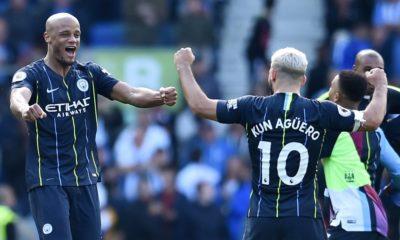 Manchester City retain Premier League title