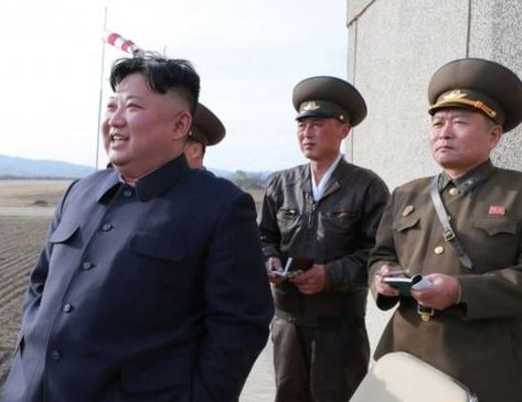 Photo of North Korea 'test fires short-range missiles' for the first time since 2017