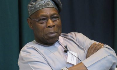 Obasanjo escape plane crash