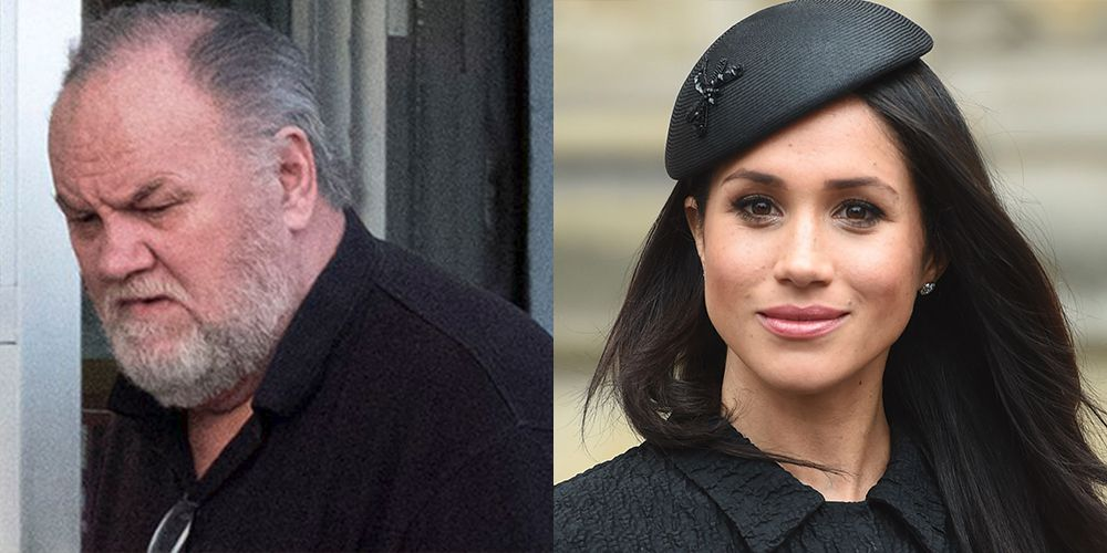Photo of Thomas Markle criticizes Lifetime movie about the life of Meghan Markle and Prince Harry