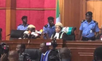 Tribunal adjourns hearing suits challenging President Buhari's victory