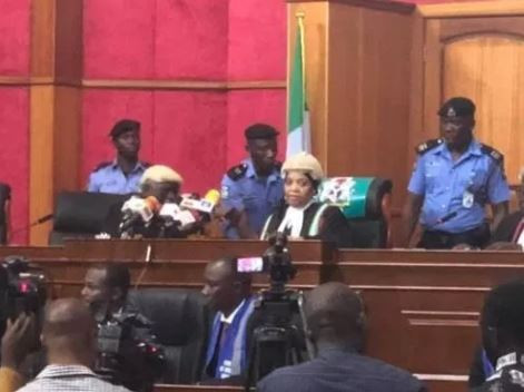 Photo of Tribunal adjourns hearing suits challenging President Buhari's victory till May 22nd