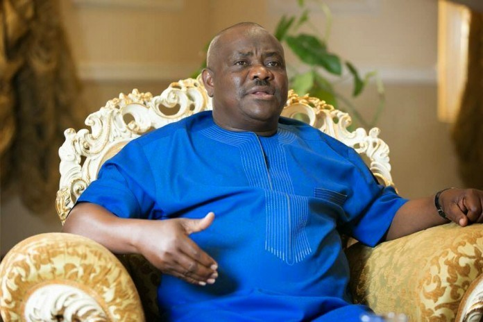 Photo of Governor Wike imposes 24-hour curfew in some parts of Rivers state