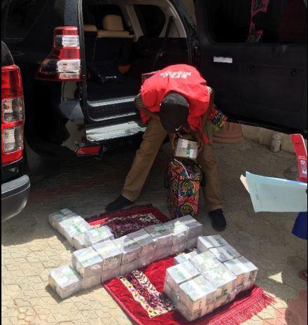Zamfara politician caught with N60M cash