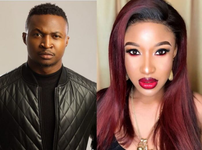 Photo of Comedian, Funny Bone offer's some advice to Tonto Dike