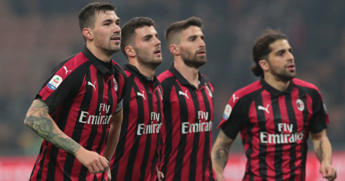 AC Milan banned from Europa League next season for ...