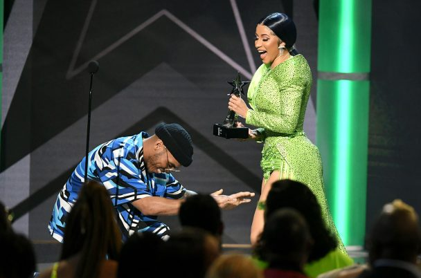 BET Awards 2019: Cardi B wins Album Of The Year