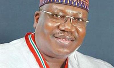Ibrahim Lawan new senate president