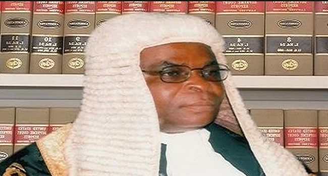 Photo of Buhari appoints 5 new Supreme Court Justices, retires Onnoghen