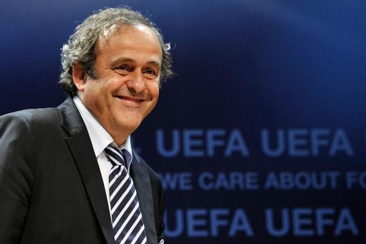 Michel Platini arrested