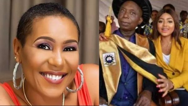 Photo of I never asked for Ned Nwoko's number from his son – Shan George