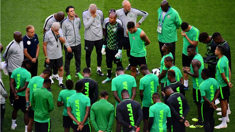 Photo of Why Iheanacho was dropped from Super Eagles' 2019 AFCON squad